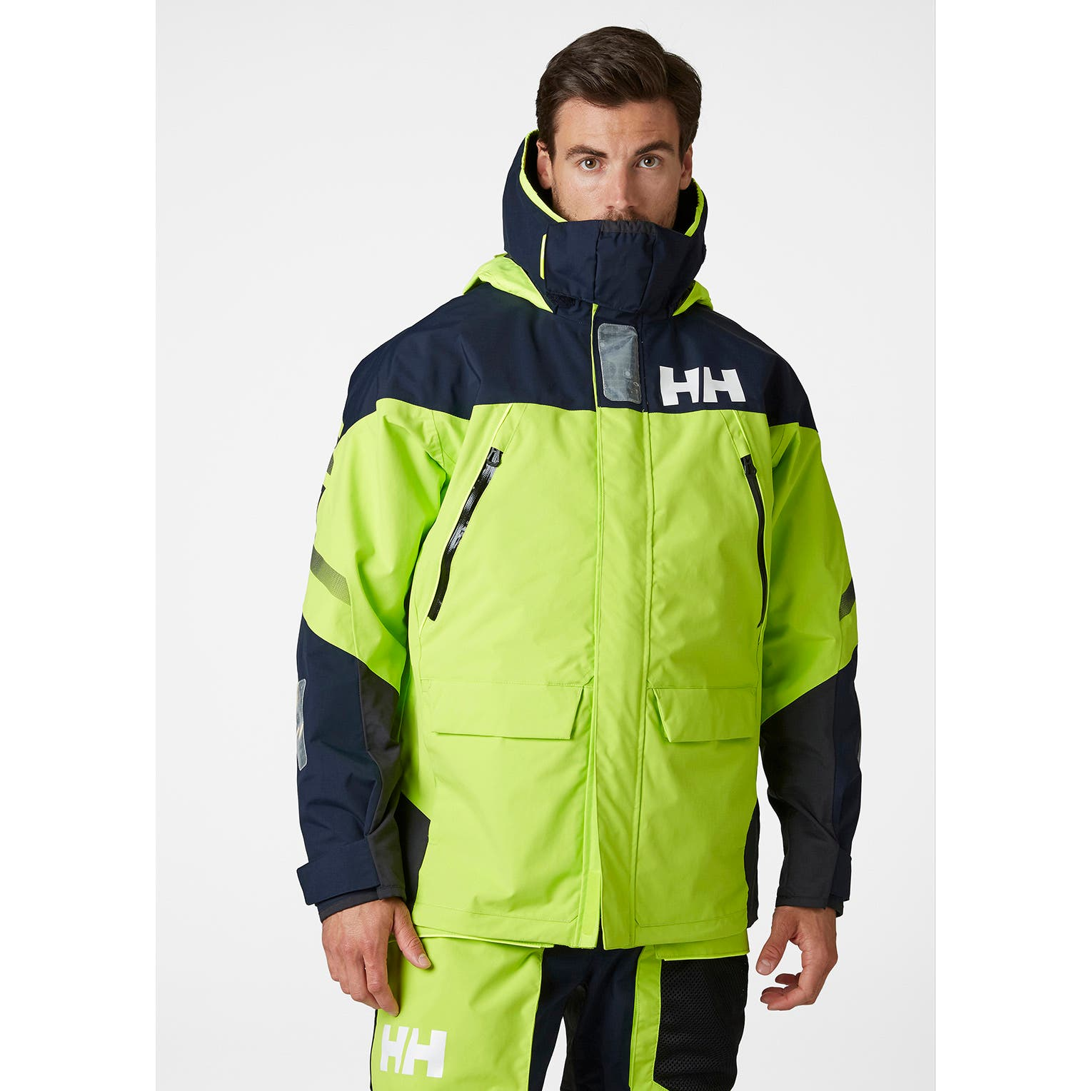 SKAGEN OFFSHORE JACKET L AZID LIME