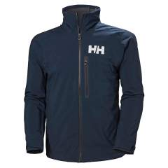 HH HP RACING MIDLAYER JACKET M NAVY